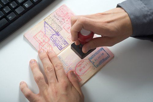 Immigration law service