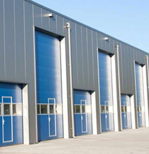 Contact Us For Industrial Cladding In Bishop Auckland