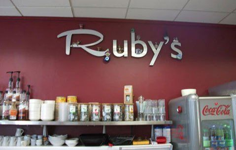 Rubys coffee shop