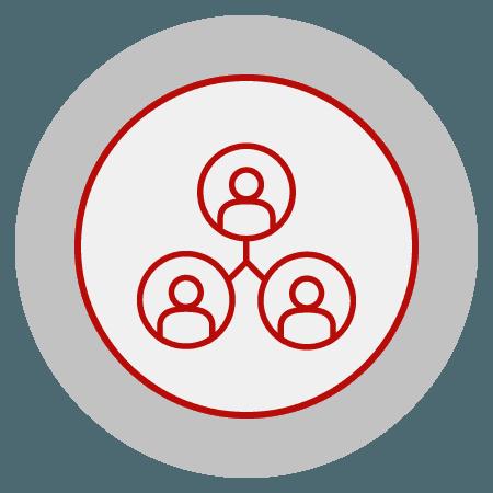 Icona dei servizi personalizzati