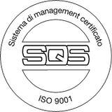 logo SQS sistema managment certificato
