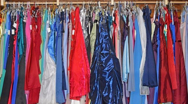 H.O.P.E. Princess Project provides dressed and tuxedos for local youth to borrow in Lyndonville, VT.