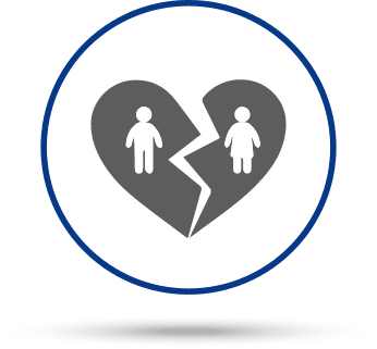 Matrimonial issues icon