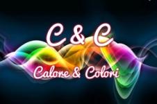logo C&C CALORE & COLORI