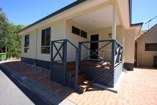 One of the holiday homes in Busselton