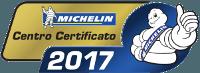 Centro certificato Michelin 2017