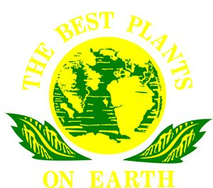 The Best Plants on Earth logo