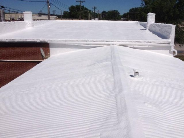 SCI Roofing Services Commercial Roofing Conklin Roof Repair Lisbon Ohio Spray Foam Roofing System