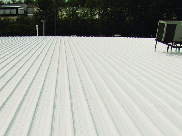 SCI Roofing Services Commercial Roofing Conklin Roof Repair Lisbon Ohio Metal Roof Restoration
