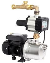 Pressure Pump with Rain to Mains Switch