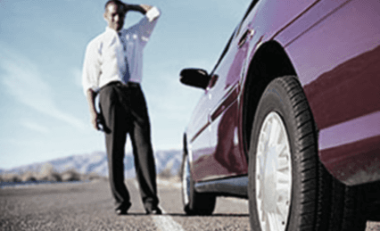 flat tyre systems