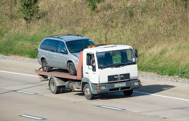 Car breakdown transport services