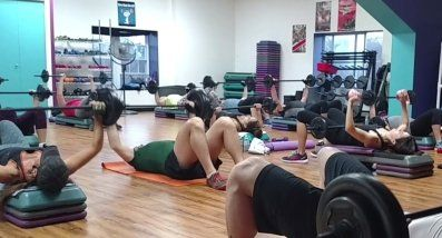 Group Classes at Prime Time Fitness