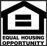 Equal Housing Opportunity.