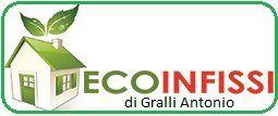 Eco Infissi di Antonio Gralli - Logo