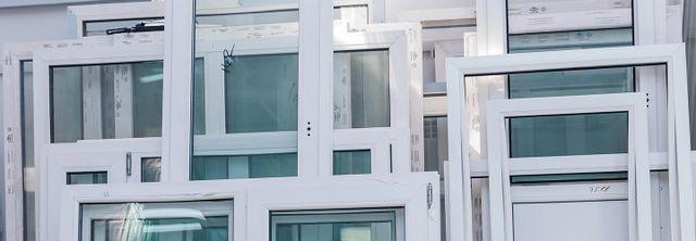 Infissi in alluminio con vetro a Montemurlo