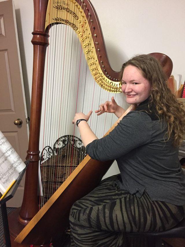 Victorias School Of Harp Home