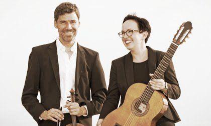 Duo Melange - Katharina Kaschny & Ulrich Scheible