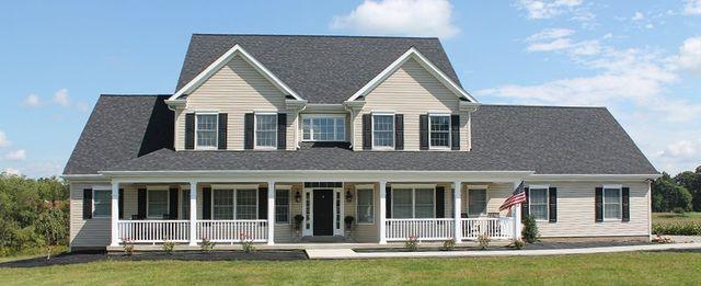 Custom Homes | Saxonburg, PA | Schrec's Custom Buildings
