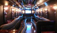 party bus rental Rochester, NY