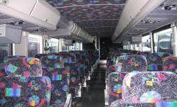 charter bus Rochester, NY