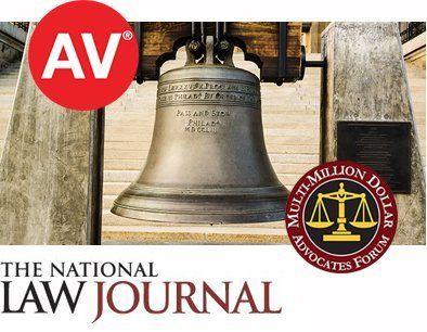 AV - Multi Million Dollar  Advocates Forum - The National Law Journal