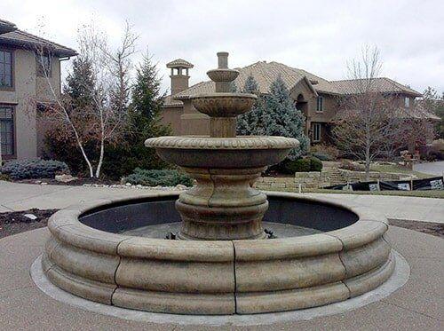 Fountain U2014 Garden Center In Kansas City, MO