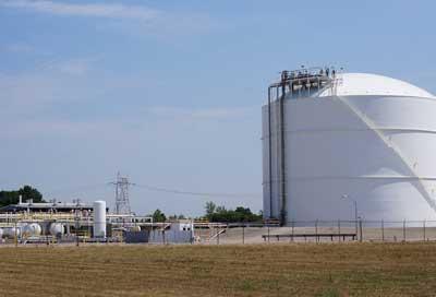 Kinetrex Energy LNG
