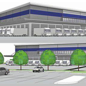 graphic of APC centre
