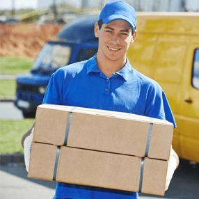 parcel collection