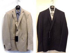 camicie, felpe, giacche