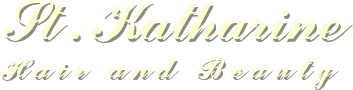 St. Katharine Hair & Beauty logo