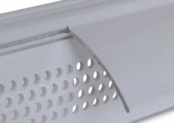 Tapparella in alluminio