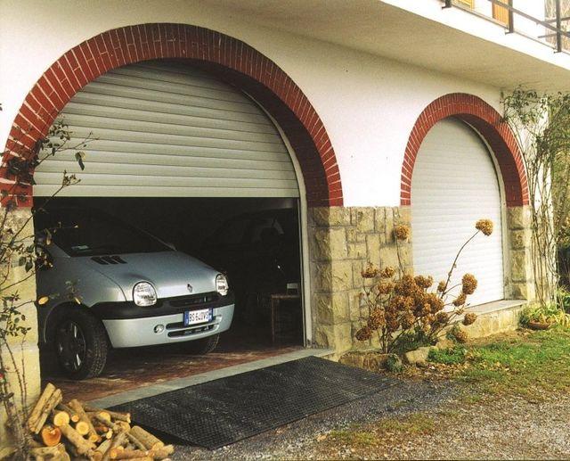 Porte elettriche per garage