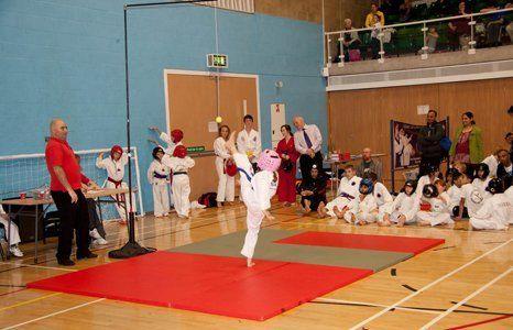 junior sparring weights
