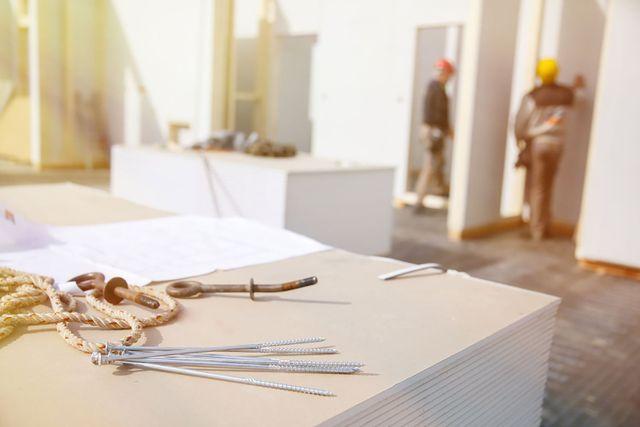 materiali per la costruzione edile a Staranzano