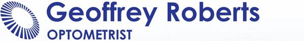 Geoffrey Roberts Optometrist logo
