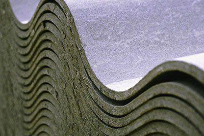 Spostamento e lo smaltimento di strutture fatiscenti in amianto.