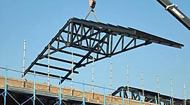 progettazione e realizzazione capannoni