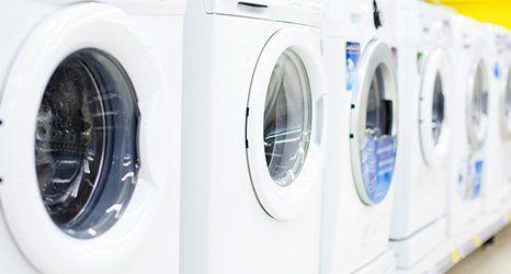 white washing machines
