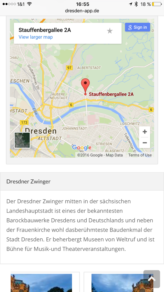 Musiker velocità dating Dresden