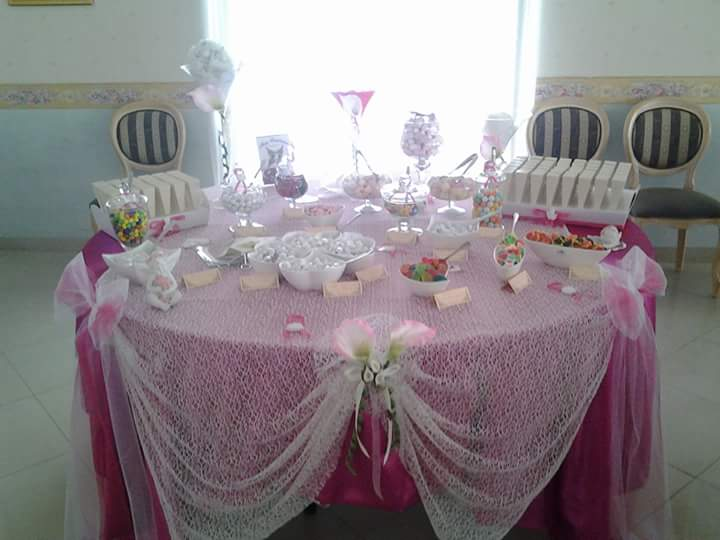 tavolo matrimonio decorazione