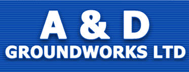 A and D Groundworks Ltd Logo