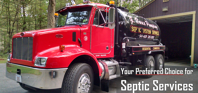 Septic Tank Pumping, Septic System Cleaning | Norton, MA