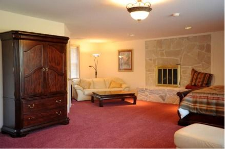 Legend of French Lick Olympic Suite Room