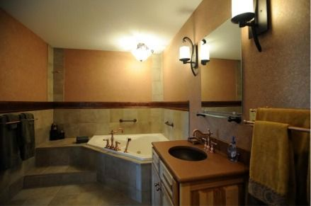 Legend of French Lick Celebrety Suite Bath