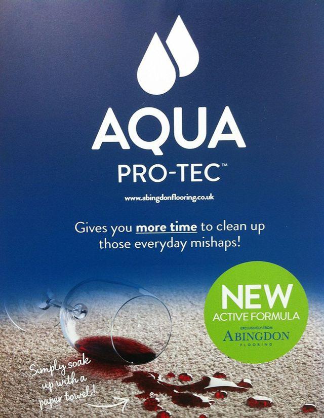 Aqua Pro-tec carpets & flooring in Glenrothes and Fife