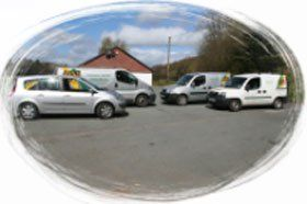 Cleaners - Teesside - AJM Cleaning Services - Vans