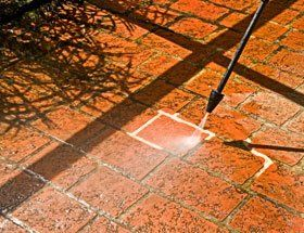 Industrial cleaning - Hartlepool - AJM Cleaning Services - Pressure washing