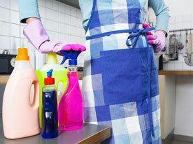 Window cleaning - Redcar - AJM Cleaning Services - Kitchen cleaning